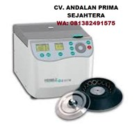 Hermle Z167-MHigh speed microcentrifuge includes 18 x 1.5/2.0ml rotor