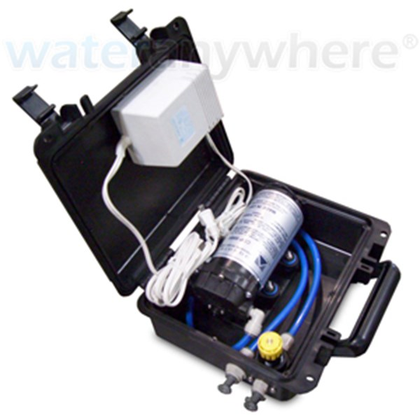 Booster Pump Add-On for SDI-2000