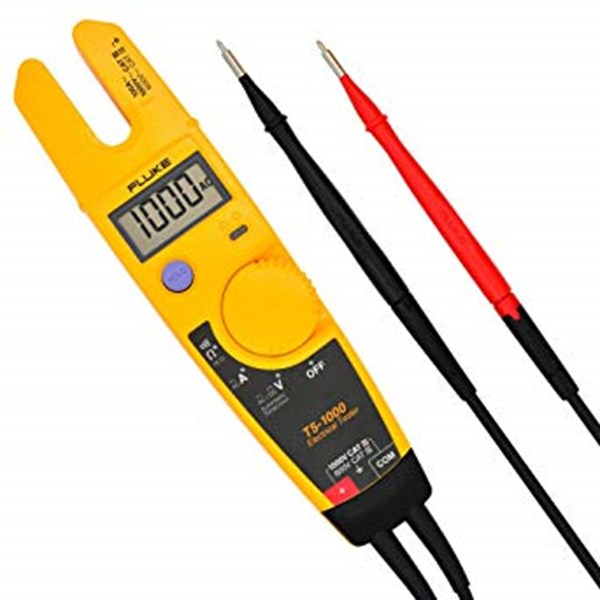 Fluke T5-1000 Voltage Continuity and Current Tester