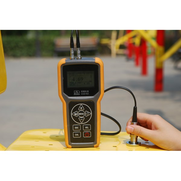 Solid NDT - UItrasonic Thickness Gauge X200 (Ready Stock)
