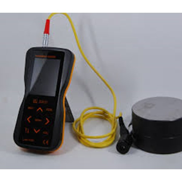 Solid NDT - Lpad H300 Leeb hardness tester with block (Ready Stock)
