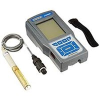 EUTECH CyberScan CON 600 WATERPROOF PORTABLE CONDUCTIVITY/TDS METER