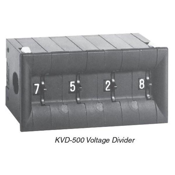 GENRAD KVD-500 KELVIN-VARLEY VOLTAGE DIVIDER