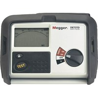 Megger DET3TD Digital Three Pole Earth Testing Kit