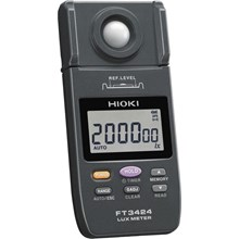 Hioki FT3424 Light meter with broad coverage from