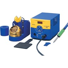 Hakko FM203-01 Dual Port Soldering Station with FM