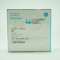 Whatman Filter Paper / Kertas Saring Grade 42