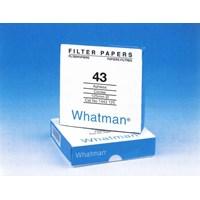 Whatman Quantitative Filter Papers Grade 43
