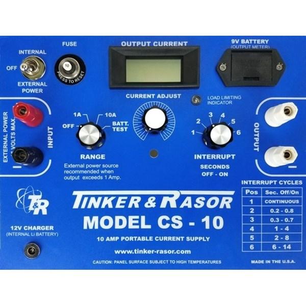 Tinker Rasor Model CS-10 PORTABLE CURRENT SUPPLY
