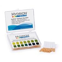 Hydrion Brilliant Dip Stik Plastic Strip 6.5-13.0
