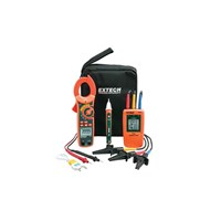 Extech MA640-K Phase Rotation / Clamp Meter Test Kit