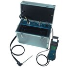 GREENLINE 6000 - Hand-held industrial combustion gas analyzer with 6 sensors 2
