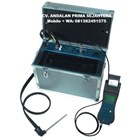 GREENLINE 6000 - Hand-held industrial combustion gas analyzer with 6 sensors 1