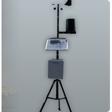 Haz-Dust AS-2000 PORTABLE Modular Weather Station