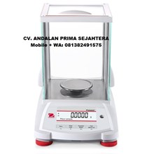 OHAUS ANALYTICAL BALANCE 220 gr PX224/E