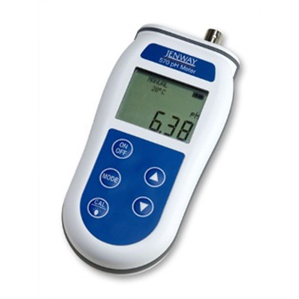 Jenway 550 and 570 portable pH meters