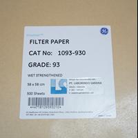Whatman 1093-930 Filter Paper Grade 93