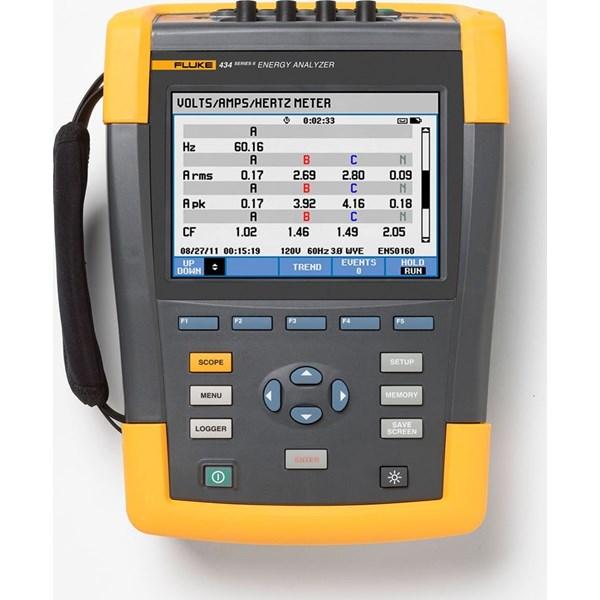 Fluke 434-II Three-Phase Energy Analyzer