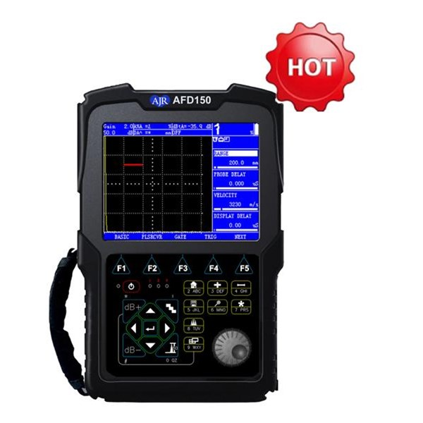 AFD150 Ultrasonic Flaw Detector