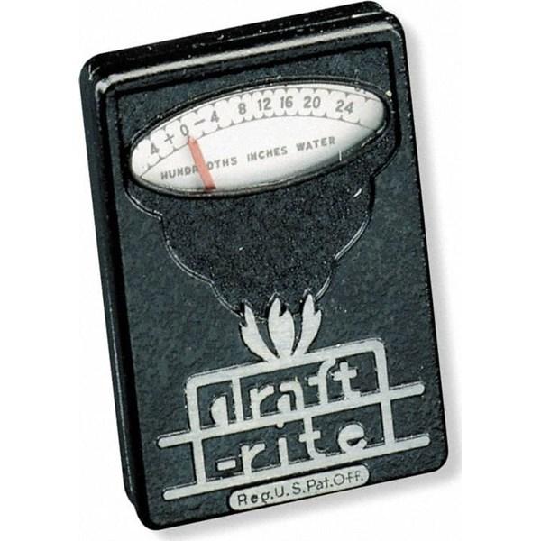 Bacharach 0013-3000 Draftrite Pocket Gauge
