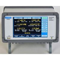Vitrek PA900 - Harmonic Power Analyzer (Mainframe Only, Input Cards Sold Separately)