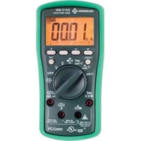 Greenlee DM-510A Professional Plant Digital Multimeter