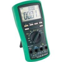 Greenlee DM-830A Digital Multimeter - TRMS, AC/DC, Dual Temp