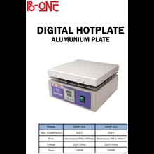 B-ONE Digital Hotplate Aluminium Plate