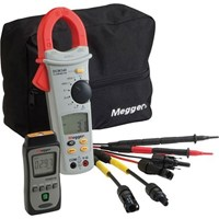 Megger PVK330 Photovoltaic Kit with D.C Clamp Multimeter - Solar Analzyers
