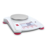 Ohaus SPX222 Electronic Scale Balance - Scout SPX, 220g Capacity / 0.01g Readability