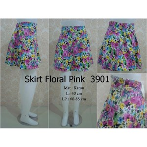 Rok Katun Pink 3901