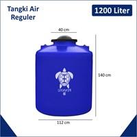 Tangki Air Kapasitas 1200 Liter Biru