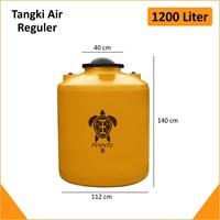 Tangki Air Kapasitas 1200 Liter Kuning