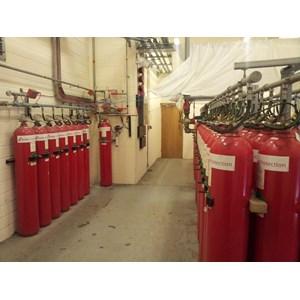 Pemadam Api Kidde CO2 System