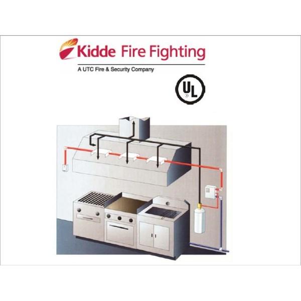 Kidde WHDR System