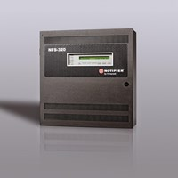 Fire Alarm Control Panel Notifier NFS-320E