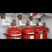 KIdde Fire Systems FM-200, Novec 1230, Argonite, C