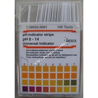 pH Indikator-MERCK 1