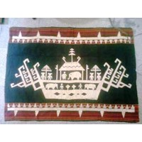Sell Ships Motif Tapestry Fabric 2