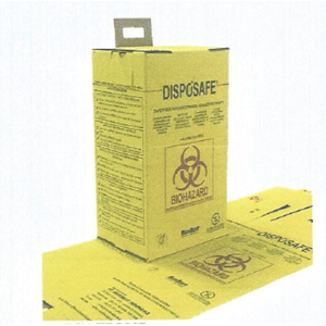 Safety Box Disposave 5L