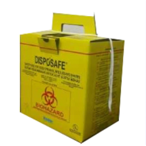 Safety Box Disposave 12.5L
