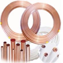 Pipa Tembaga Merk Brassco - Copper Tube Merk Brassco