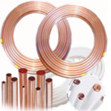 copper tube merk Brassco