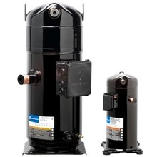 copeland Compressor Scroll ZR160KCE-TFD