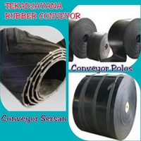 Rubber Conveyor - Karet Conveyor