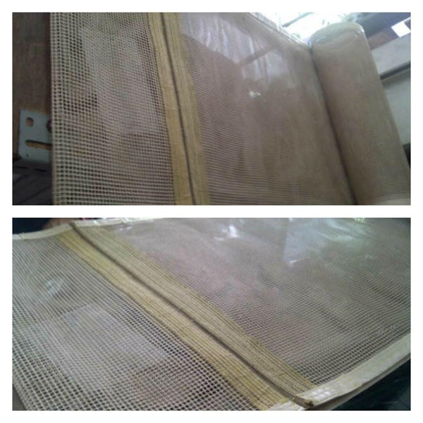 Belt dan conveyor Nylon Net