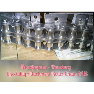 Jual SPECIALITY ATTACHMENT ROLLER CHAIN SUS