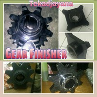 SPROCKET GEAR FINISHER