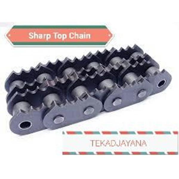Rantai Conveyor Sharp Top Chain