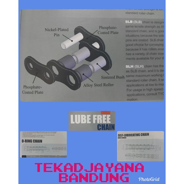 LUBE FREE CHAIN